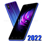 Android New Unlocked Cheap Cell Phone Quad Core 2 Sim 3g Gsm T-mobile Smartphone