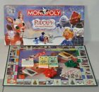 2006 Rudolph the Red Nosed Reindeer Monopoly Game Collector's Edition 0119!!!