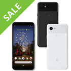 Google Pixel 3a & 3a XL (Just Black/Clearly White)64GB • Factory Unlocked!