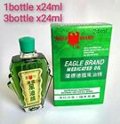 Eagle brand medicated oil release muscle pain and strain headache