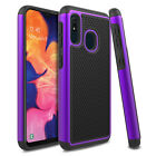 For Samsung Galaxy A50 A10e A20 Shockproof Phone Case Hybrid Rugged Armor Cover