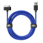 For Samsung Galaxy Tab 2 Note 10.1 - Long USB Data Sync Charger Cable Lead 20AWG