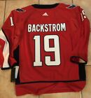 #19 Nick Backstrom Washington Capitals Stanley Cup Championship Patch Jersey - S $99.0 USD on eBay