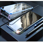 360 Full Magnetic Metal Case Samsung Galaxy S10e Front+Back Double Side Glass