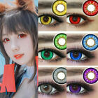 Внешний вид - Charm Contact Lenses Eyes Color Lady Cosmetic Eye Makeup Soft Eyes Cosmetic Lens