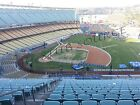 2 Diego Padres vs Los Angeles Dodgers Tickets 8/1 FRONT ROW 14RS Dodger Stadium