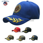 U.S. United States Marine Corps Hat Cap Embroidered Marines More Color NEW NEW.