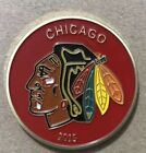 2015 Chicago Blackhawks Fernet Branca Challenge Coin + Case $99.99 USD on eBay