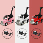 Kyпить 6V Kids Ride On Push Car With Toddler Handle Stroller Drive-able Licensed Toy на еВаy.соm