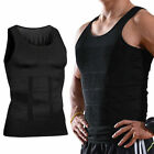 Men's Compression Vest Tank Boobs Moobs Gynecomastia Undershirt Body Shaper Top