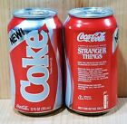 New Coke From Stranger Things 1985 2019 Limited Edition Set In Hand! $18.99  on eBay
