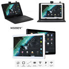 """Xgody Newest Google Android Tablet With Keyboard 10.1"""" 16gb 3g Phone 4-core 2sim"""