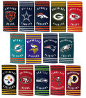 "NFL Striped Beach Towels 30"" x 60"" by The Northwest Company on eBay"