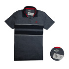 NWT Hollister by Abercrombie & Fitch Mens Polos Shirts Icon Pique Size S,M,L,XL