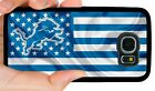 DETROIT LIONS PHONE CASE FOR SAMSUNG GALAXY & NOTE 5 S6 S7 EDGE S8 S9 S10 E PLUS $16.88 USD on eBay