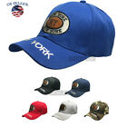 Men Women New York Baseball Cap Washed  Embroidered Relaxed Hat Summer cool