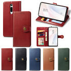 For Xiaomi Mi A3 A3Lite Redmi 7A LG W10 W30 Stand Leather Card Wallet Case Cover