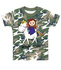 Harry Potter Hermione Children Baby Girl 6 mth - 6 yrs Cotton Gift Top T-shirt