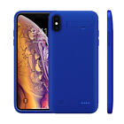10000mAh For iPhone XS Max XR 8 7 6 Battery Power Case Bank Charger Backup Cover