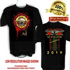 GUNS N' ROSES 2019 Not In This Lifetime Concert t shirt image