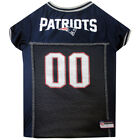 New England Patriots NFL Pets First Licensed Dog Pet Mesh Jersey XS-2XL NWT $27.97 USD on eBay