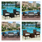Rattan Garden Furniture Set Table Chair Sofa Table Outdoor Patio Set Yard New Us