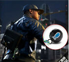 Watch Dogs 2 Marcus Holloway 's Black Messenger Bag with Badges Ball XMAS Gift
