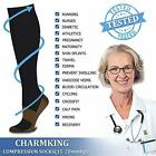 Copper Compression Socks (3 Pairs), 15-20 mmHg is Best Athletic Medical for Me
