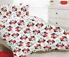 Minnie Mouse Quilt Cover Set | Minnie Mouse Bedding | Disney Bedding Girls Boys image