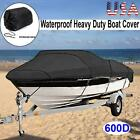 Heavy+Duty+600D+Ski+Boat+Cover+Fishing+Bass+V%2DHull+Tri%2DHull+Runabout+Boats+USA