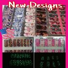 Color Nail Polish Strips $2.99 BUY 4 GET 2 FREE Similar to Color Street Wraps $2.99 USD on eBay