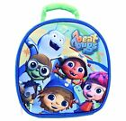 """Beat Bugs 9"""" Lunch Bag with Hands Free Clip & Allergy Window"""
