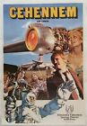 Ekipazh / Air Crew 1980 Georgi Zhzhyonov Vintage Movie Poster