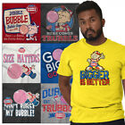 Graphic Candy Tees T-Shirt For Men Women Licensed Dubble Bubble TShirts T Shirts image