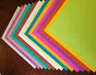 100 of Color Card Stock Choose Color,3x5,4x5,5x7,5x8 Great for Scrapbooking