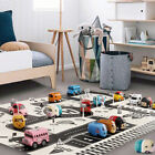 Kids Children City Road Play Mat Car Road Carpet Rug Playmat Learning Toys Gifts