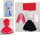 """VINTAGE CUSTOM-MADE Barbie Doll CLOTHING LOT """"Beat the Heat"""" Early 1960s"""
