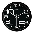 Office Big Simple Art Wall Clock Quartz Modern Design Home Wall Watch Digital Un