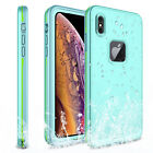 For iPhone XS Max XR X Case Life Waterproof Shockproof Dropproof Full Protective