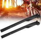 Back 2cm Road Mountain Bike Seat Tube Bicycle Seatpost 27.2x400mm Lightweight
