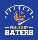 Golden State Warriors Fueled By Haters shirt Steph Curry Klay Thompson Draymond on eBay
