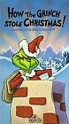 How the Grinch Stole Christmas (VHS, 1990) $2.20 EA. WHEN YOU BUY 2 GET 3 FREE