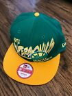 Seattle Supersonics Hat Green&Yellow