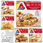 ATKINS PROTEIN BARS Keto Friendly Low Carb Power Meal Replacement 5 COUNT BOXES $11.5 USD on eBay
