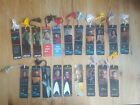 Star Trek Collector's Bookmarks - Various - DS9 - Voyagers - Generations on eBay