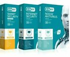 ESET NOD32 Antivirus / Internet Security / Smart Security Premium 2020 3 YEAR!