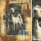 "32W""x42H"" ARCHITECTURAL HORSE by MARTA WILEY - STALLION COLT - CHOICES of CANVAS"