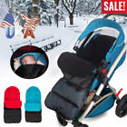 UNIVERSAL FOOTMUFF FIT BUGGY PUSHCHAIR STROLLER PRAM COSY TOES FLEECE LINING