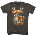 ZZ Top High Octane Racing Fuel Men's T Shirt Rock Band Album Concert Tour Merch image