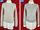 C by Bloomingdale's Women's Long/Short Sleeve Sweaters Sz XS,S NWT 100% Cashmere